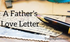A Father's Love Letter