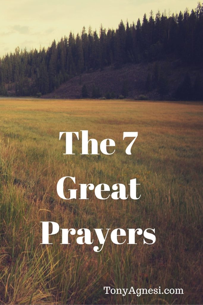 The 7 Great Prayers(1)