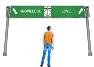 Loveand knowledge