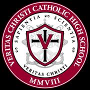 VeritasChristiCatholicHighSchool_Logo_PapalRegalia