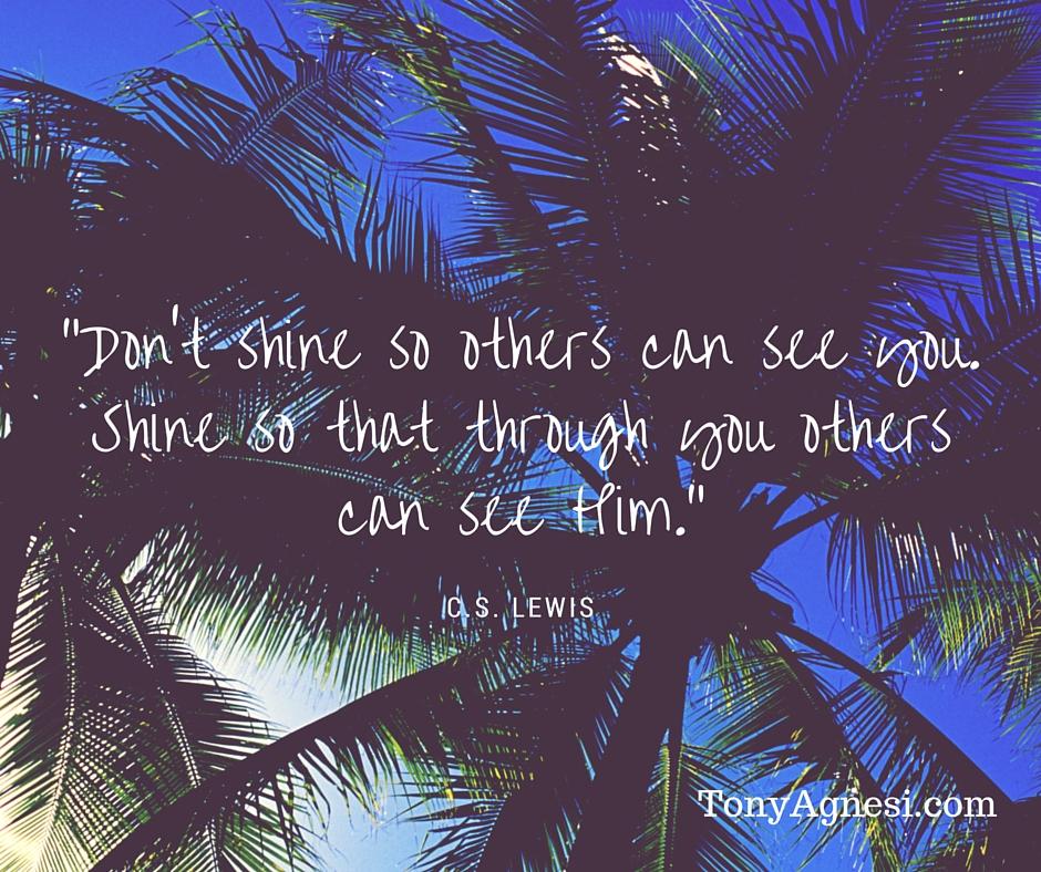Don't Shine