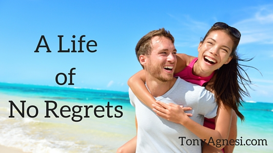 A Life of No Regrets(1)