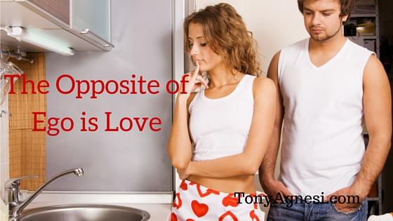 The Opposite of Egi is Love