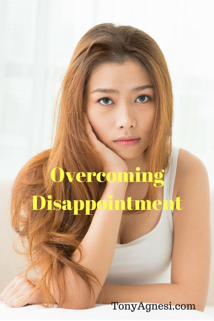 Overcoming Disappointment