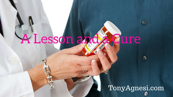 A Lesson and a Cure