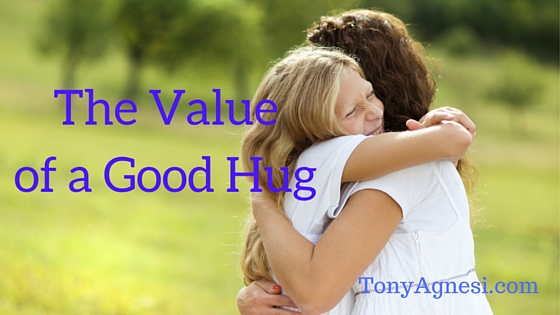 The Value of a Good Hug