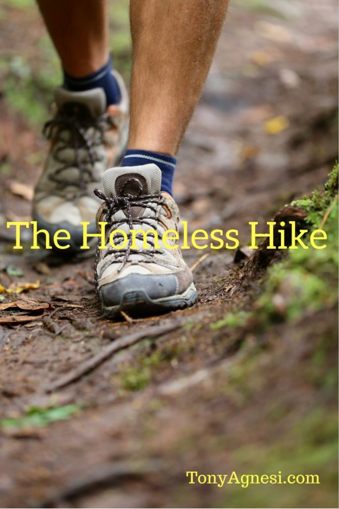 The Homeless Hike