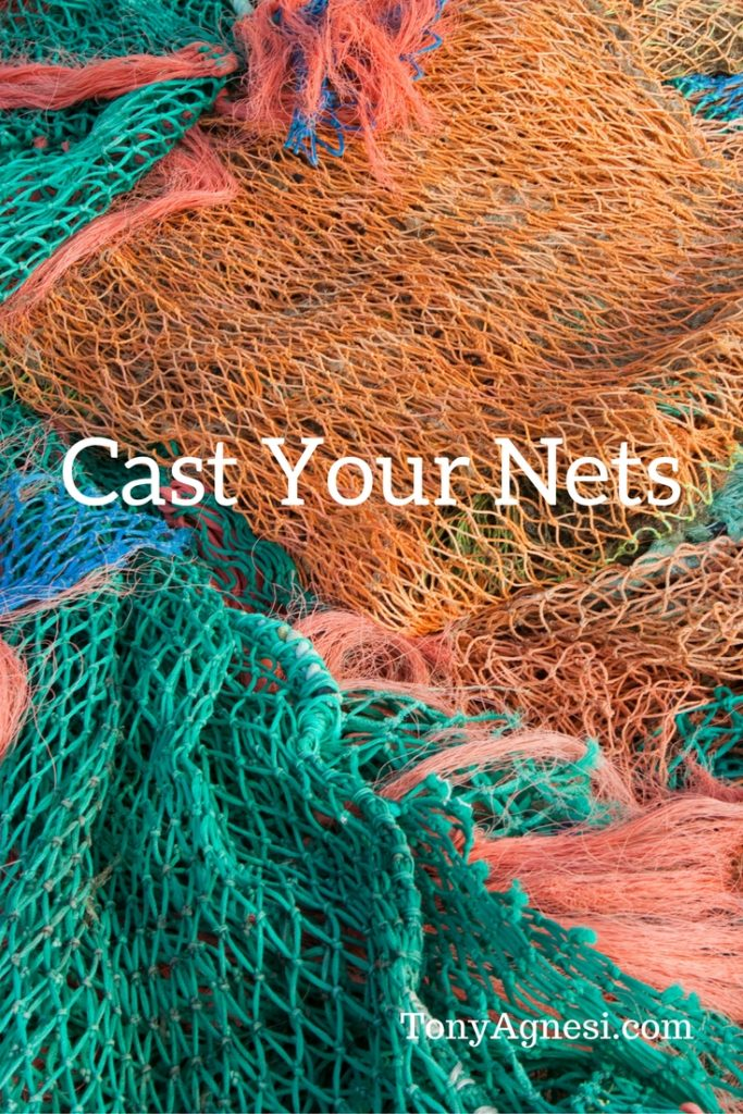Cast Your Nets(1)