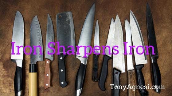 Iron SHarpens Iron(1)