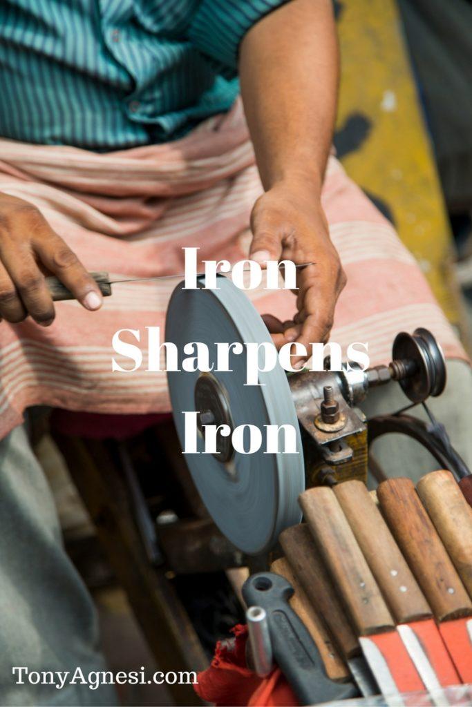 Iron Sharpens Iron(2)
