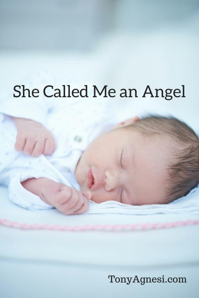 She Called Me an Angel(1)
