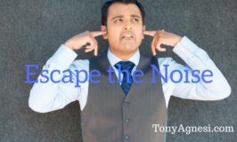 FGG-173 Escape the Noise