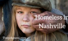 Homeless in Nashville