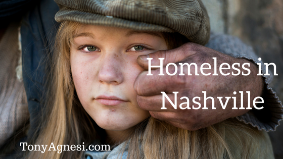Homeless in Nashville