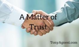 FGG-172 A Matter of Trust