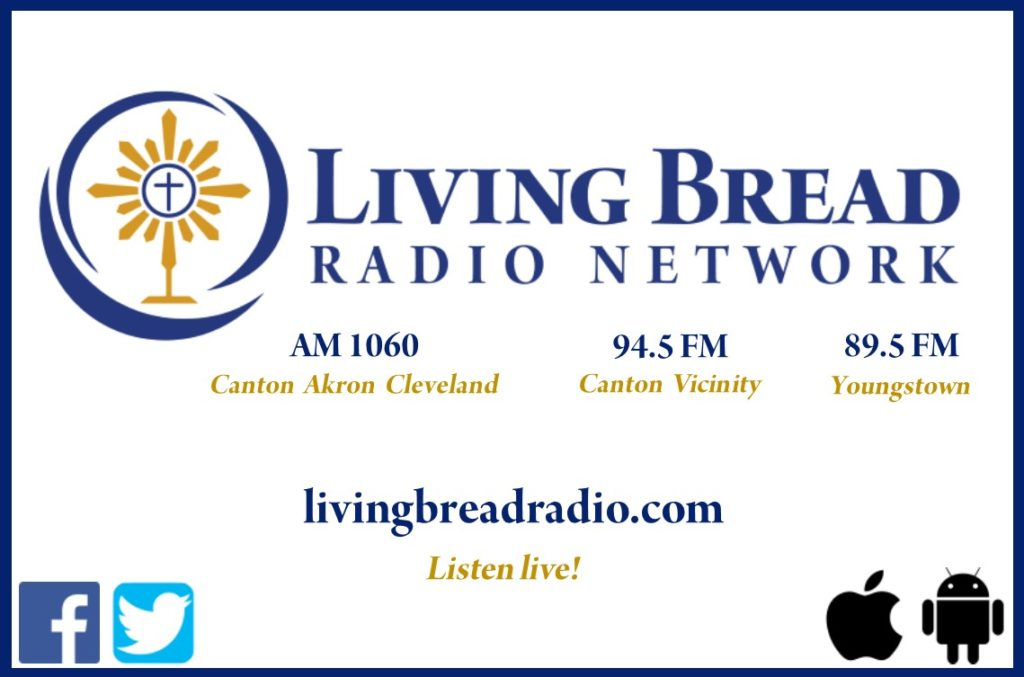 Living Bread Radio Pledge Drive