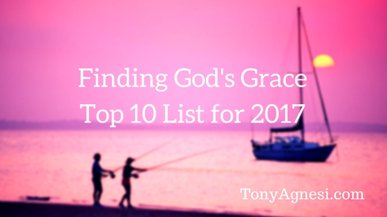 Finding God's Grace Top 10 List for 2017