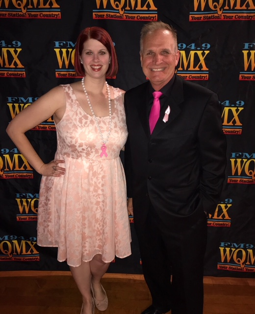 Scott and Sarah Morning Show on WQMX