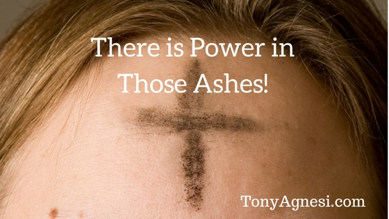 There is Power in Those Ashes!