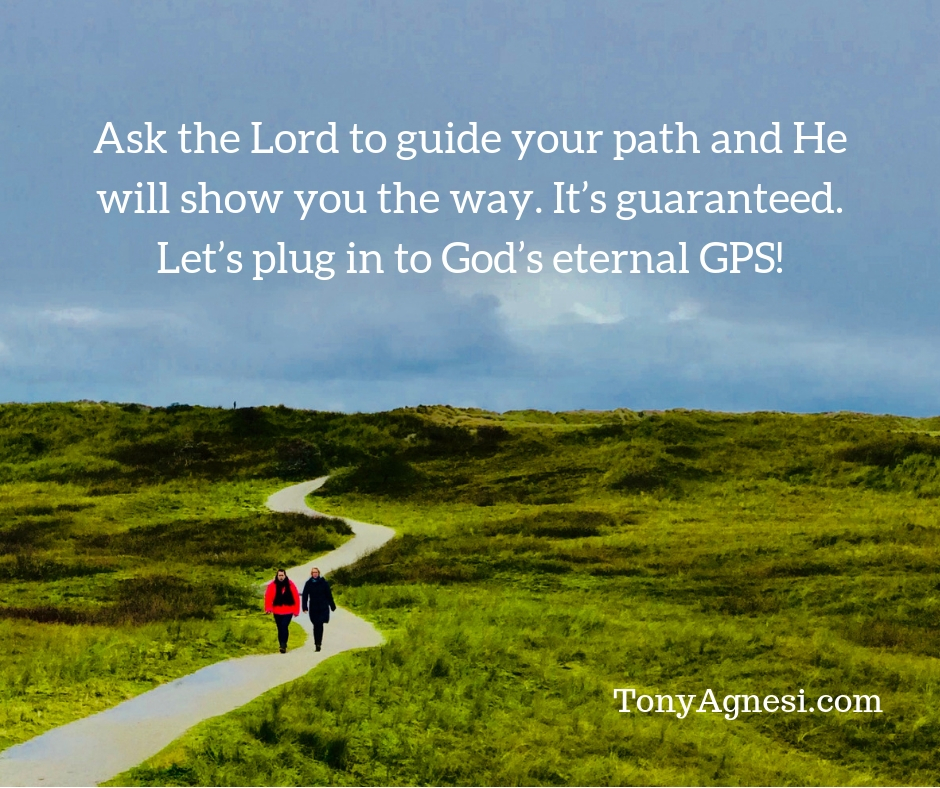 Guide My Path Tony Agnesi